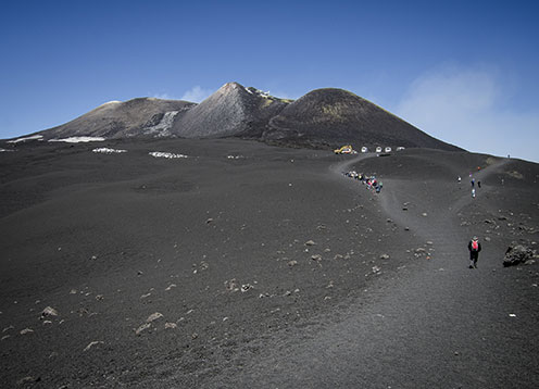 Etna Basic Tour
